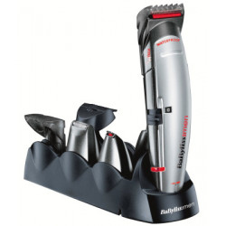 Babyliss tondeuse à barbe/cheveux E835E Multifu7nktionstrimmer 8in1 W-tech