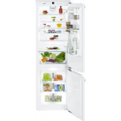 LIEBHERR ICN3376, Combiné réfrigérateur-congélateur intégrable norme-EURO
