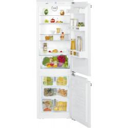 LIEBHERR ICc3414, Combiné réfrigérateur-congélateur intégrable norme-SMS