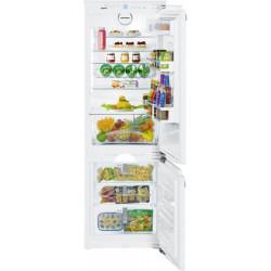 LIEBHERR ICc3156, Combiné réfrigérateur-congélateur intégrable norme-SMS