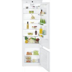 LIEBHERR ICS3234, Combiné réfrigérateur-congélateur intégrable norme-EURO