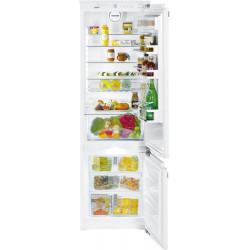 LIEBHERR ICPc3456, Combiné réfrigérateur-congélateur intégrable norme-SMS