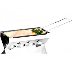 Nouvel Set à raclette Heat Cheese Pocket 311135