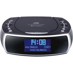 Soundmaster radio réveil URD470sw