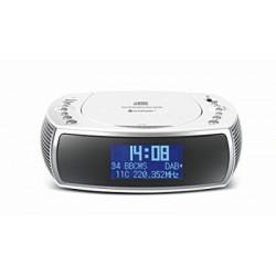 Soundmaster radio réveil URD470ws
